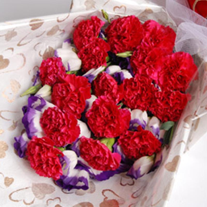 【巧繪網—感恩‧母親節花束】FK030044親親媽咪=大康數十支‧當季新鮮花材