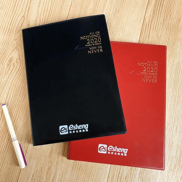 2021年 客製化工商筆記本 | 訂製印刷推薦 訂製專屬禮品、工商日誌