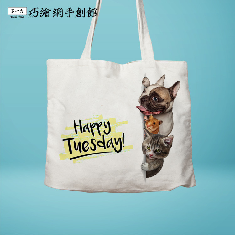 personalized-tote-bag-shopping-bag 客製化帆布袋|購物袋|文青袋|手繪包