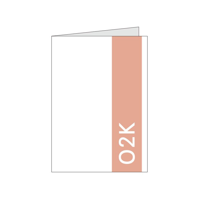 O2K精裝對摺